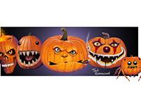 Pumpkin Row