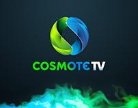 Cosmote TV Branding