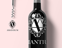 Amantium Red Wine