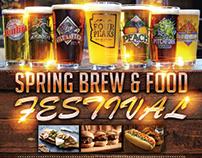 Spring Brew & Food Festival