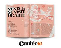 Venecia se viste de arte | Cambio 16