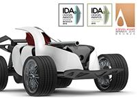 TOYBIC   Custom-designed remote-controlled toy car