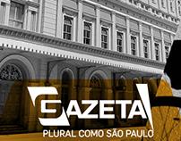 TV Gazeta (Projeto Experimental) - Spots de Rádio