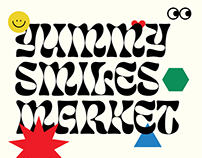 Yummy Smiles Market - Brochure