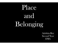 Place and Belonging