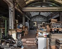 Lucchesi / an hidden textile museum in Prato