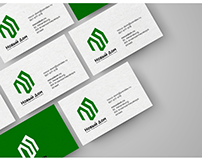 """Novui Dom"" - Corporate Identity"