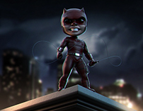 """DAREDEVIL """"THE MAN WITHOUT FEAR"""""""