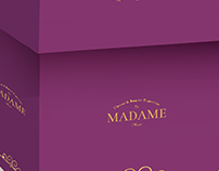 Lama Madame Florist (Redesign)