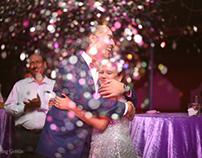 Supriya-Sahaaj Engagement