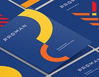 Proman — corporate identity
