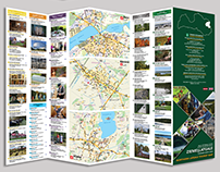 Northern Latgale tourism map 2018