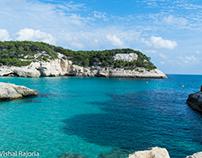 Beach Photography - Cala Mitjana Menorca, Spain