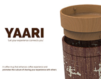 Yaari - coffee mug