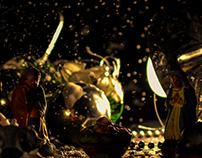 Macro Photography - Christmas Time
