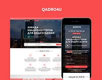Qadro4U + Free .psd