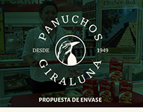 Panuchos Giraluna | Packing