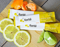 Forté Elements - Packaging