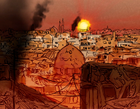 BBC - Escape from Raqqa - Animation