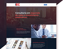 Grupo EC Institutional Website