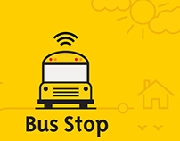 Bus Stop: A redesign of the Here Comes the Bus app
