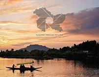 Kashmir Through My Lens - Branding