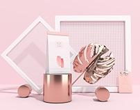 《MACHIANO》家居品牌之香薰片包装设计
