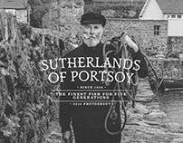 Sutherlands of Portsoy - Photoshoot