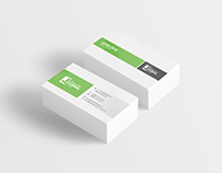 FREE BUSINESS CARD MOCK UP (8 psd File)