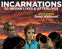 "BBC Radio 4 ""Incarnations: India in 50 Lives"""