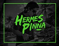 Hermes Pinna | Brand Identity