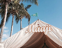 Pop up store  Maaji / Rep. Dominicana