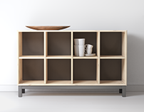 Ikea - Photo Realistic Image
