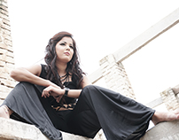 portfolio photoshoot punjabi model chandigarh