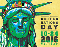 UMSL United Nations Day Poster Contest