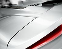 PORSCHE | 918 Spyder
