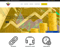 Website - Remesas VeneChile