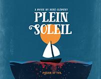 Plein Soleil [movie poster]