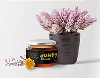 Honey Bloom | packing design