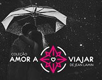 Coleção de estampas para guarda-chuva, Amor a Viajar