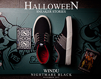 Halloween Sneaker Stories