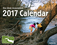 Eno River Association 2017 Calendar