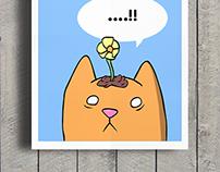 Cat Illustrations #1