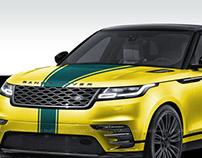 Range Rover Velar 4our Elements