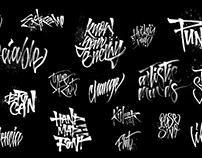 Freestyle Calligraphy