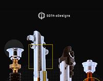 GOTH-3Designs - Web design