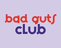 Bad Guts Club LLC Logo