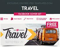 15 FREE TRAVEL FACEBOOK PHOTOMASKS SET