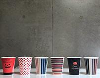 Design for parer cup