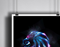 Seven Lions Poster